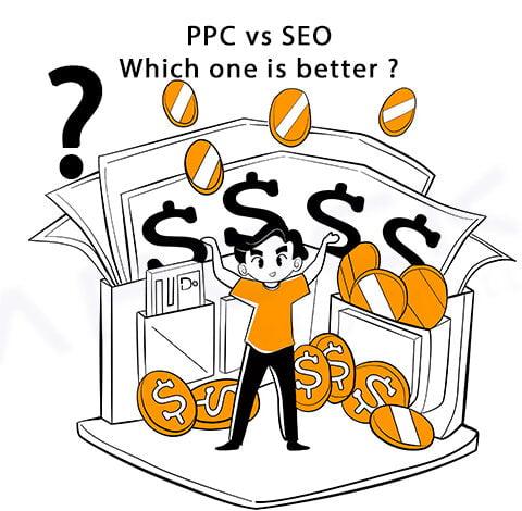Information on PPC vs SEO