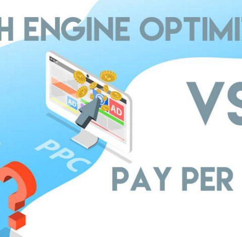 Pay per click (PPC) vs search engine optimization (SEO)