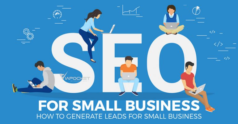 How to generate sales leads in your small business - SEO for small business